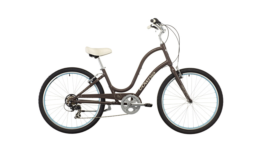 Electra Townie Original 7D Ladies Quartz Grey